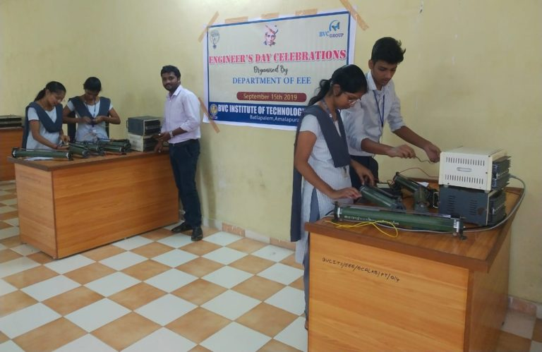 ENGINEERS DAY CELEBRATIONS - 2019 2