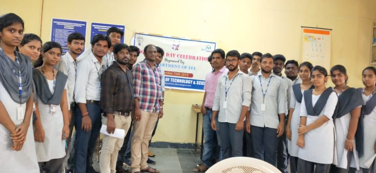 ENGINEERS DAY CELEBRATIONS - 2019 4