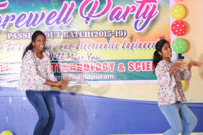 FAREWELL DAY CELEBRATIONS - 2019 4