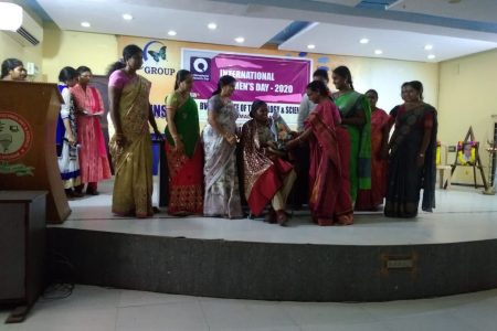 INTERNATIONAL WOMENS DAY CELEBRATIONS 2020